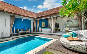 Вилла Sea - 4S villas at Seminyak square